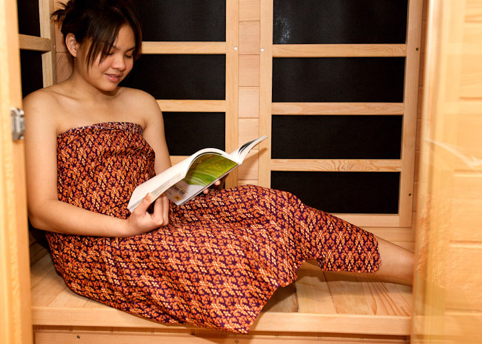 Far infrared Sauna